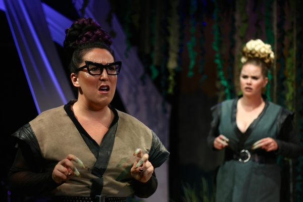 Photo Flash: First Look at Circle Theatre's TRIASSIC PARQ