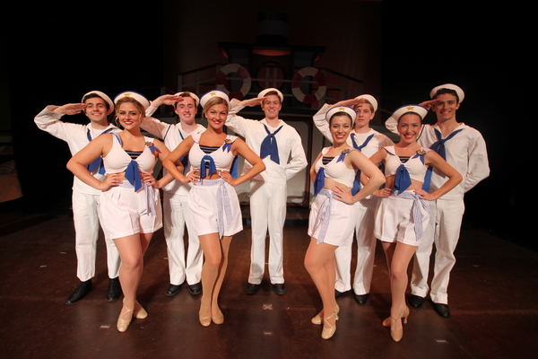 Anything Goes Script 1962