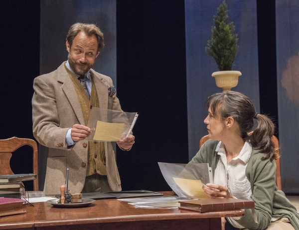 Photo Flash: First Look at Tom Stoppard's ARCADIA at PTP/NYC