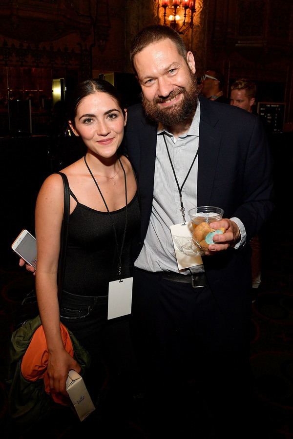 Isabelle Fuhrman and Mark Armstrong Photo