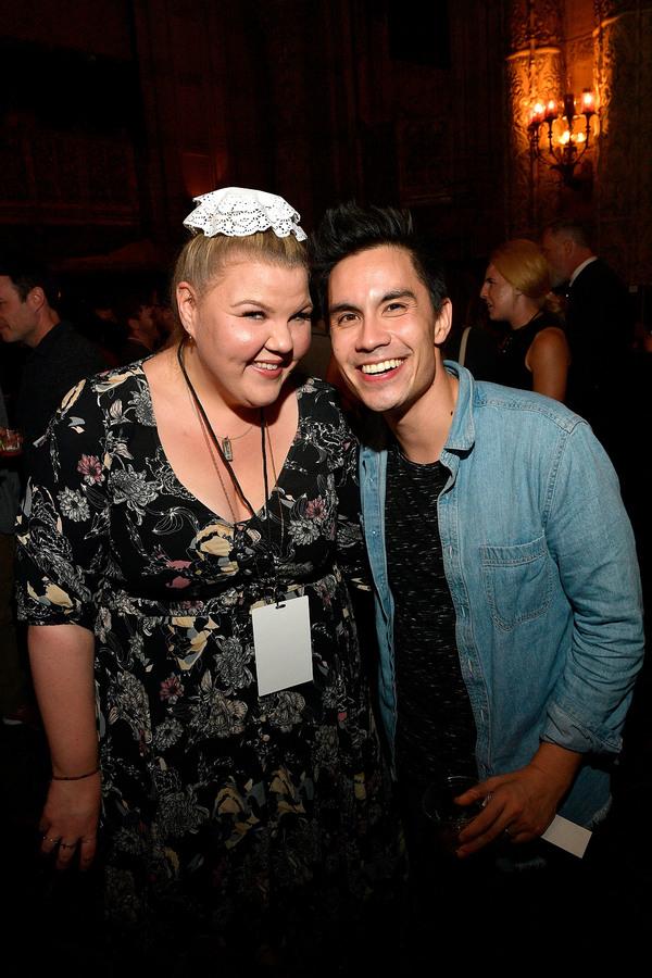 Ashley Fink and Sam Tsuis Photo