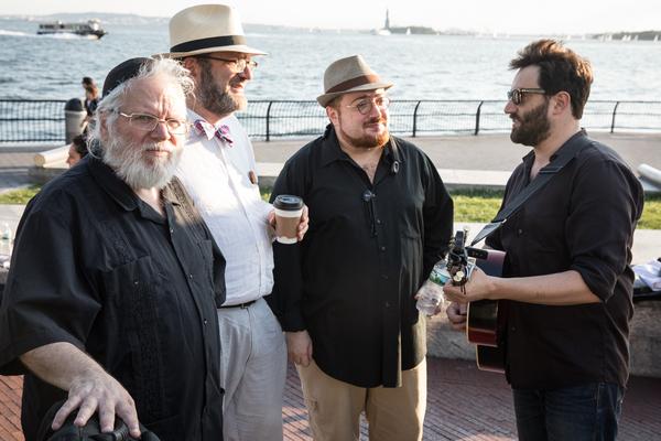 Zalmen Mlotek, Daniel Kahn and company