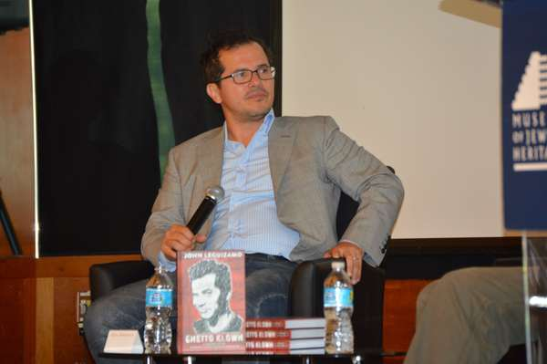 Photos and Video: Immigrant Arts Coalition Formed at National Yiddish Theatre Folksbiene's Arts Summit; Watch John Leguizamo's Keynote Speech!