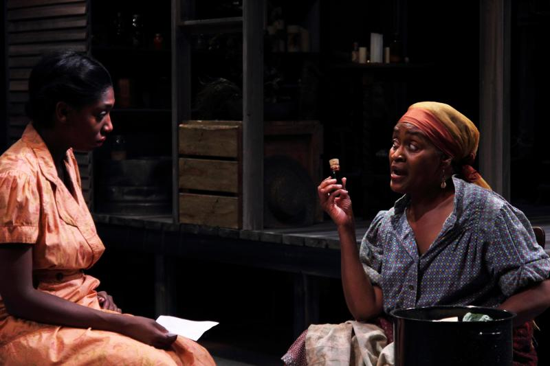 BWW Review: Sound Theatre Company's Unapologetic HOODOO LOVE Doesn't Romanticize