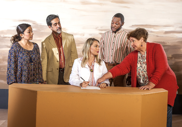 Photo Flash: Gable Stage presents INFORMED CONSENT