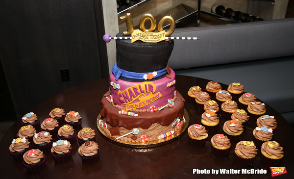 Photo Coverage: CHARLIE & THE CHOCOLATE FACTORY Celebrates 100 Sweet Performances!