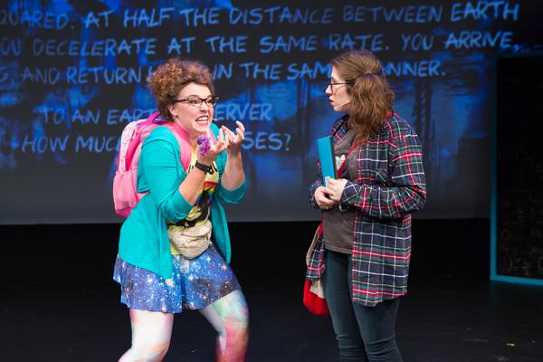 Madison Kauffman and Maisie Rose Photo