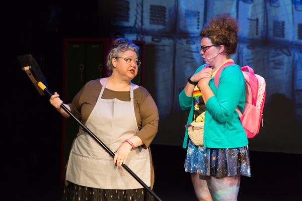 Sharon Sachs and Madison Kauffman Photo