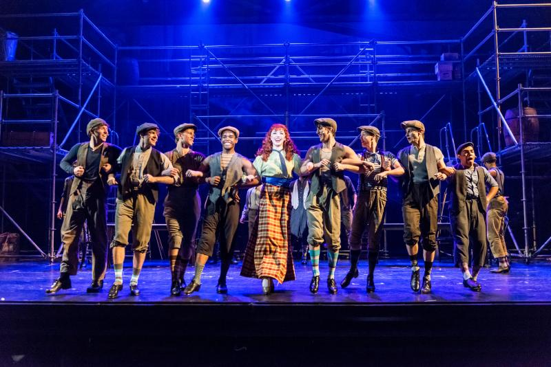 BWW Review: 'Extra, Extra!'  NEWSIES is a Runaway Hit at Red Mountain Theatre.