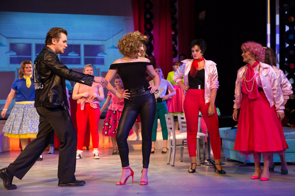 Photo Coverage: First Look at Ohio University Lancaster Theatre's GREASE