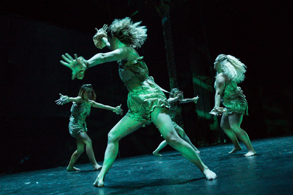 Photo Coverage: First look at New Vision Dance Co.'s TAKING ROOT