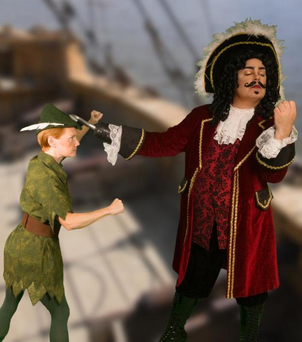 Photo Flash: First Look at Buck Creek Players' 2017 Play-A-Part Fundraiser PETER PAN