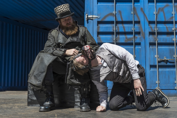 Photo Flash: OLIVER TWIST Opens this Weekend at Regent's Park Open Air Theatre