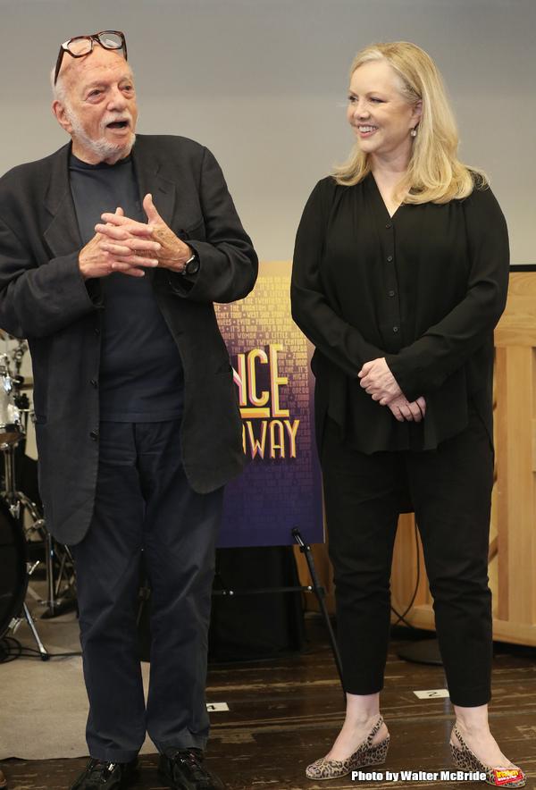 Hal Prince and Susan Stroman