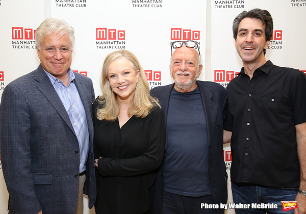 David Thompson, Susan Stroman, Hal Prince and Jason Robert Brown