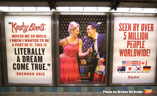 Brendon Urie Billboards