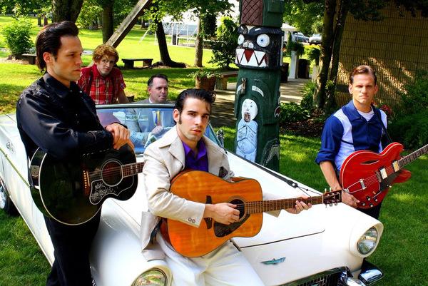 Photo Flash: Meet the Cast of MILLION DOLLAR QUARTET at Totem Pole Playhouse