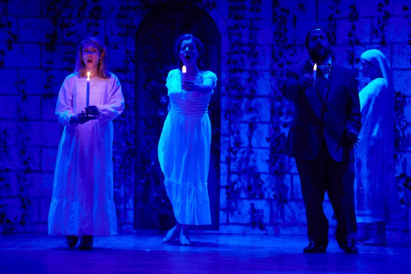 Photo Flash: First Look at THE SECRET GARDEN at Little Radical Theatrics