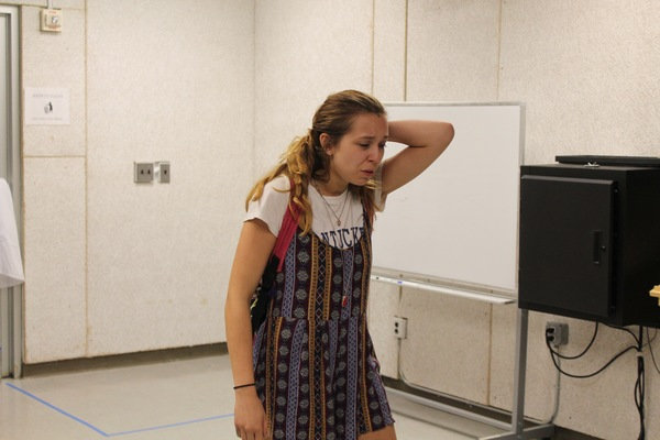 Photo Flash: Inside Rehearsal for SCIENCE FAIR at Theater Row