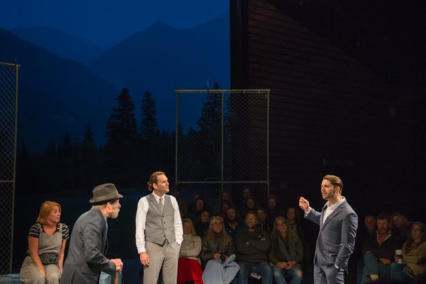 Photo Flash: First Look: Telluride Theatre's THE TAMING OF THE SHREW