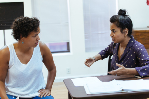Photos: First Look at Riley Thomas' CONVICTED in Rehearsals
