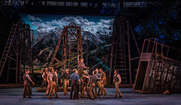 Photos: Belly Up and Take a First Look at The Muny's THE UNSINKABLE MOLLY BROWN