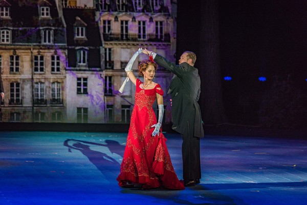 Photo Flash: Belly Up and Take a First Look at The Muny's THE UNSINKABLE MOLLY BROWN