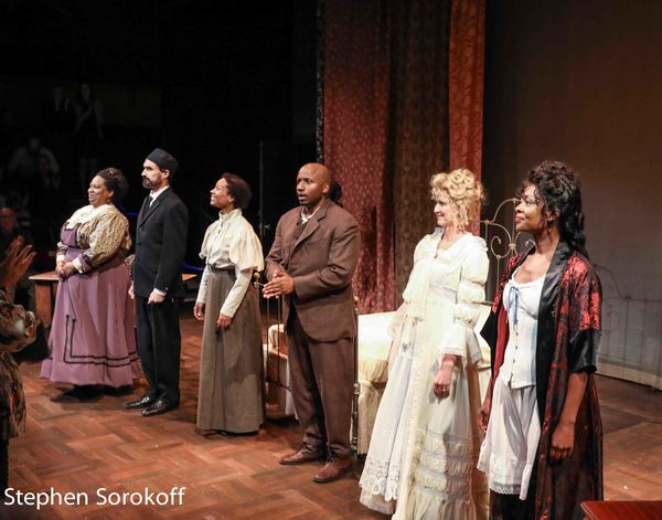 Curtain Call, Intimate Apparel MaConnia Chesser, Tommy Schrider, Nehassaiu deGannes,  Photo