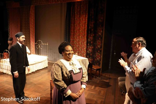 Photos: Opening Night: INTIMATE APPAREL Presented by Shakespeare & Co.