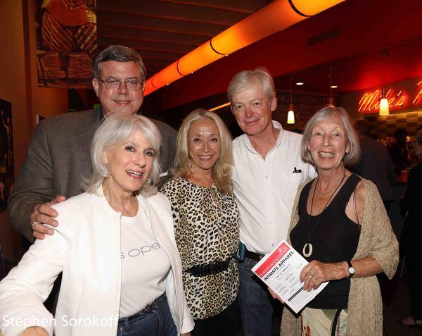 Jamie deRoy, Remmel T. Dickinson, Eda Sorokoff, Allyn Burrows, Helga S. Orthofer Photo