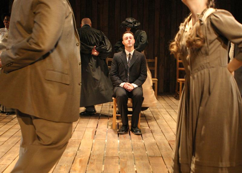 BWW Review: Chance Theater presents Emotional, Intimate Staging of PARADE