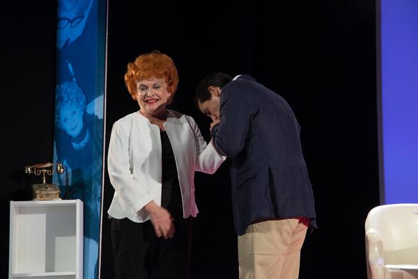 Sandra Dickinson and Matthew Scott