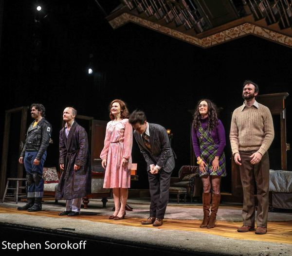 Curtain Call, Taking Steps, Barrington Stage Company