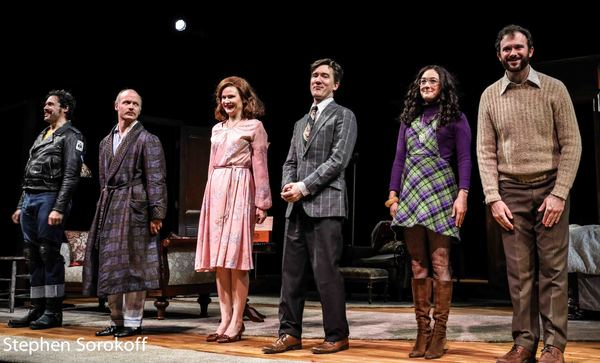 Curtain Call, Taking Steps, Matthew Greer, Richard Hollis, Claire Brownell, Carson Elrod, Helen Cespedes, Luke Smith