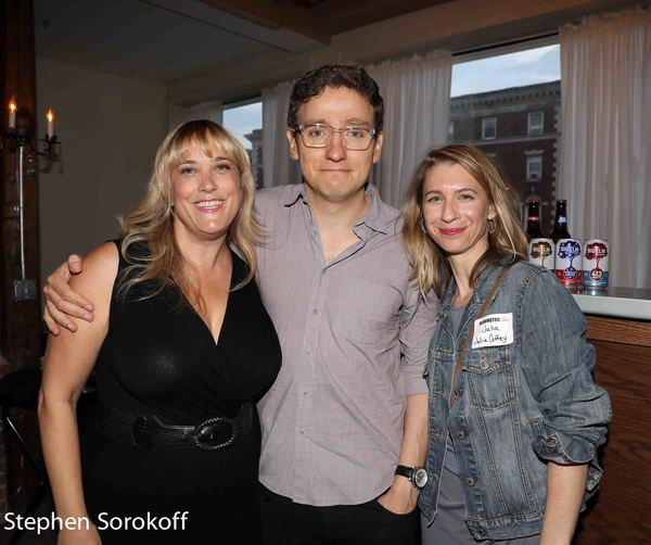 Jennifer Caprio, costume designer, Sam Buntrock, Julia Coffey Photo