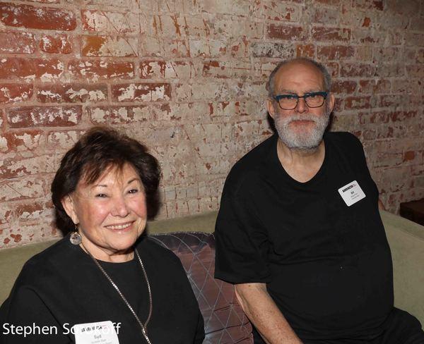 Sydell Blatt & William Finn