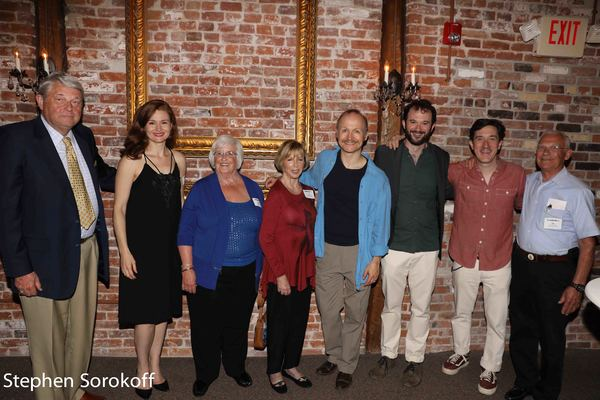 Photo Coverage: TAKING STEPS Celebrates Opening Night at Barrington Stage Company