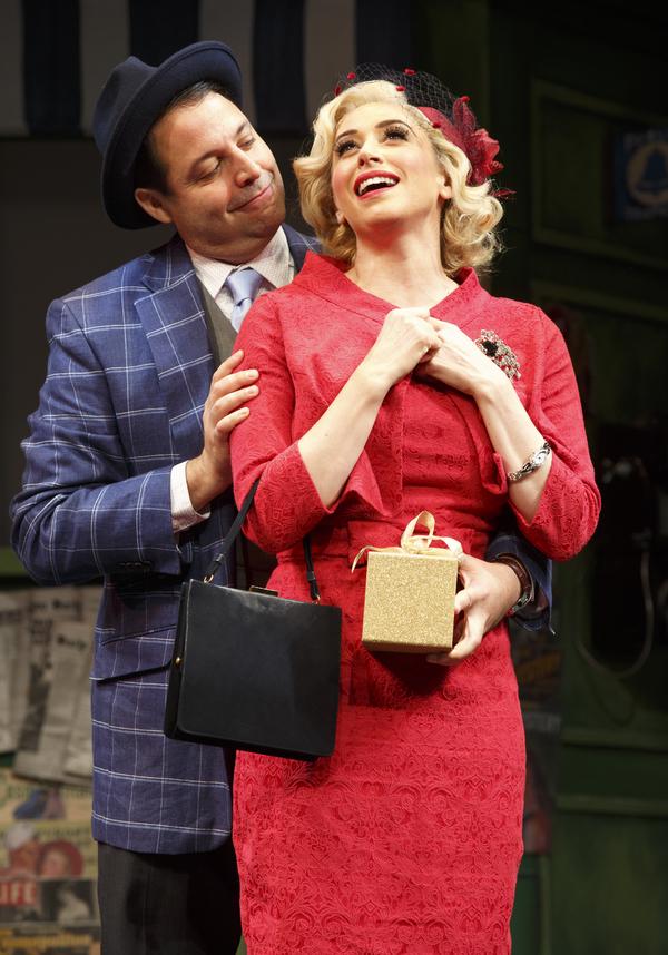 Steve Rosen and Lesli Margherita