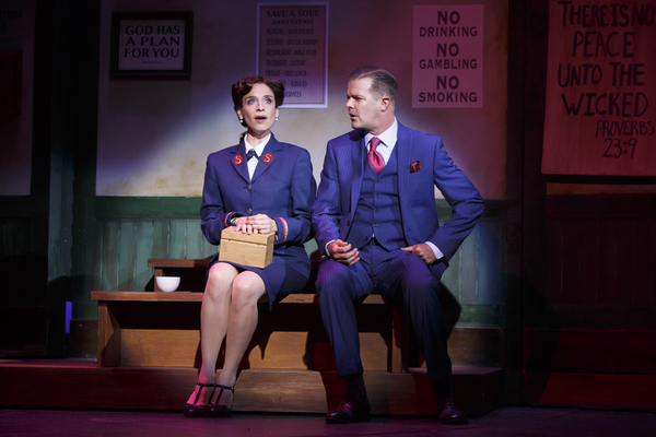 Photos: Lesli Margherita, Elena Shaddow and More in Bucks' GUYS AND DOLLS