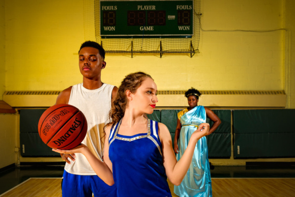 Patrick Campbell, Hailey Ibberson, and Taylor Washington Photo