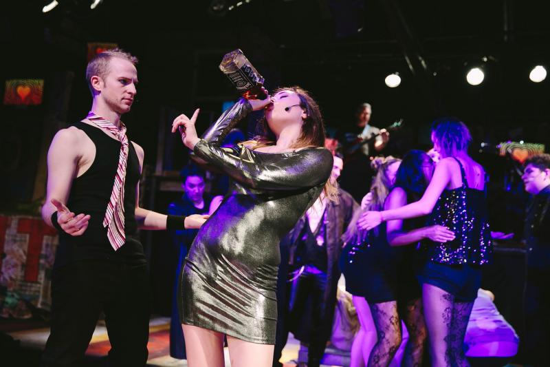 BWW Review: AMERICAN IDIOT Sparks Many Emotions at the Central New York Playhouse