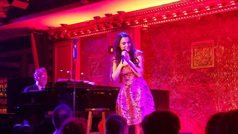 BWW Review: Samantha Barks Brings Broadway, Bieber, and Breakups to Feinstein's/54 Below in New York Solo Debut