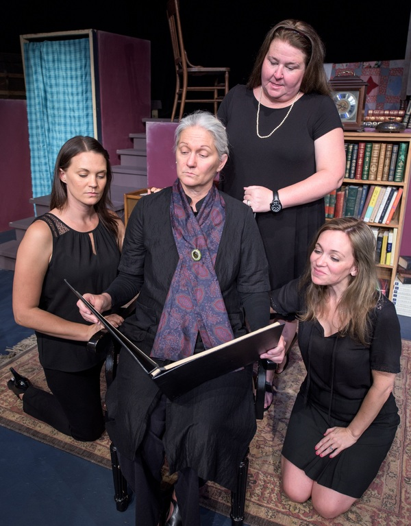 Photo Flash: AUGUST: OSAGE COUNTY Roars Into The City Theatre