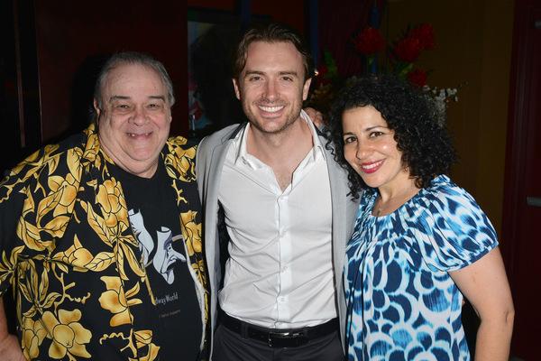 Don Grigware, James Snyder, and Julie Garnye Photo