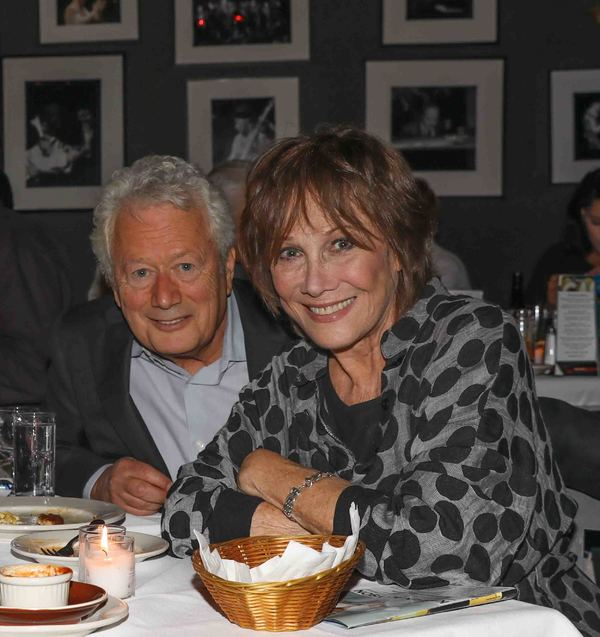 Stephen Sorokoff & Michele Lee