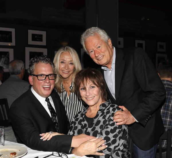 Billy Stritch, Eda Sorokoff, MIchele Lee, Stephen Sorokoff