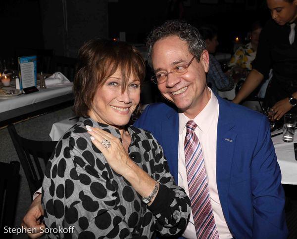 Michele Lee & Mark Sendroff