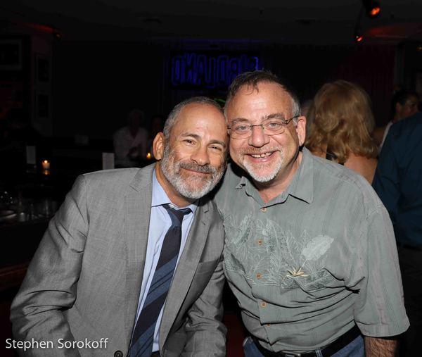 Bill Veloric & Marc Shaiman Photo