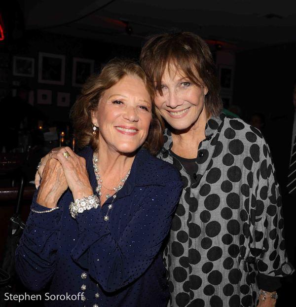 Linda Lavin & Michele Lee