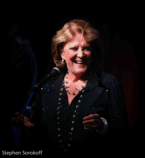 Photo Coverage: Linda Lavin Returns To Birdland With Her SECOND FAREWELL CONCERT